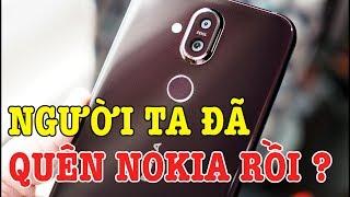Người ta đã quên Nokia thật rồi !!!