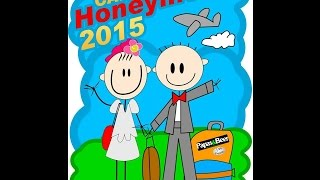 Honey Mon CANCUN 2015