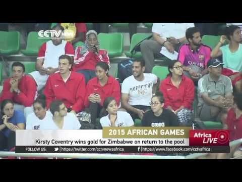 8132 sport CCTV Afrique South Africa crowned kings of the pool