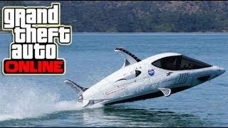 GTA 5 Online Super Speed Dolphin Boat, Real Life Jobs, My Best Car (GTA V DLC Ideas) #8