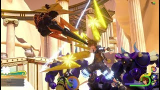 KINGDOM HEARTS III - Trailer dell'orchestra [Italiano]