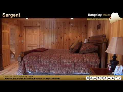 Vacation Rental in Rangeley, ME - Sargent