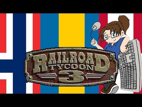 Railroad Tycoon 3: Norway/Sweden/Denmark #1