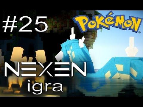 Minecraft Pokemon Epizoda 25