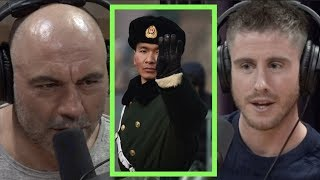 Ash Dykes Had Problems with Chinese Police | Joe Rogan