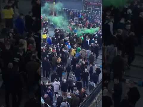 Pre-Match Atmosphere | FAI Cup Final | 3rd November 2019