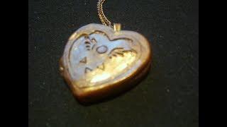 How to make Undertale Heart Locket
