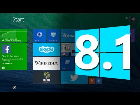 Windows 8.1 Demo (This is Not Update 1)