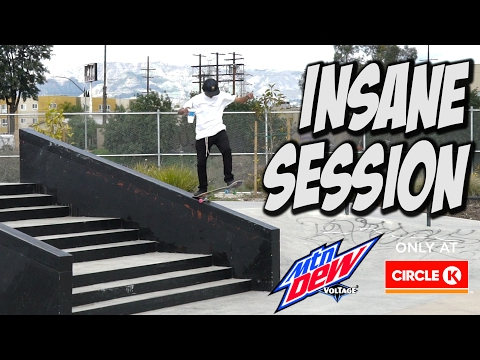 VINNIE BANH INSANE CIRCLE K CUP IN HAND SESSION !!!