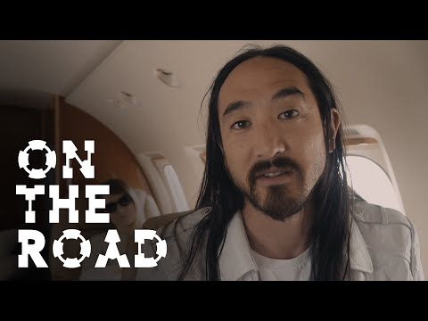 Induction at the Hard Rock - On the Road w/ Steve Aoki #183