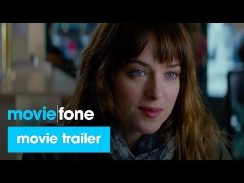 'Fifty Shades of Grey' Trailer #2 (2015): Jamie Dornan, Dakota Johnson