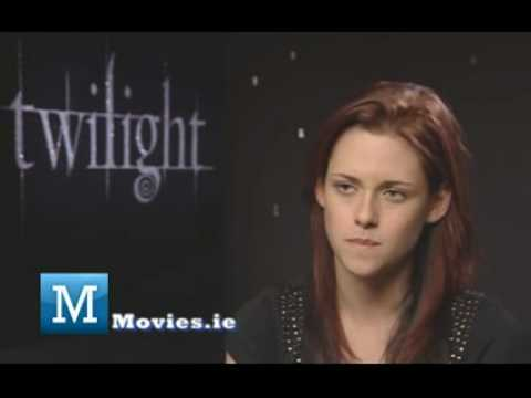 TWILIGHT Interview With Kristen Stewart (Bella Swan in BREAKING DAWN)