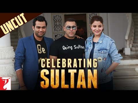 Uncut : In Conversation With Salman Khan, Anushka Sharma, Ali Abbas Zafar | Celebrating Sultan
