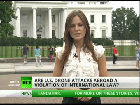 Drone attacks, saving lives?