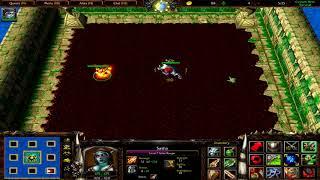 Warcraft 3 | Custom Hero Survival v2.6c | Sasha | 3K CRIT | Good Bets But Not Good Enough