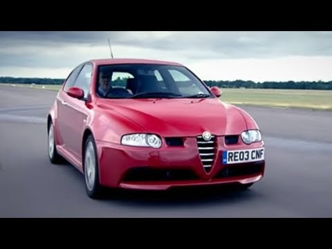 Alfa 147 GTA Car Review   Top Gear