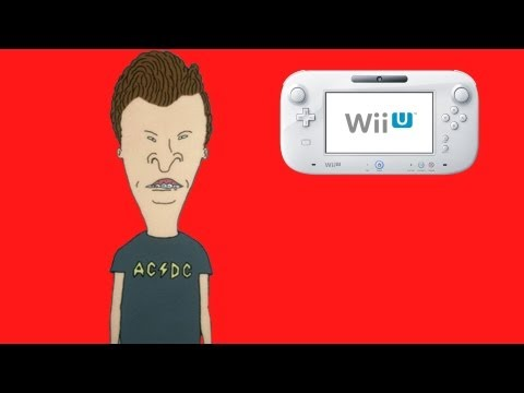 Nintendo Wii U Has Been Overclocked? (Featuring Butthead)
