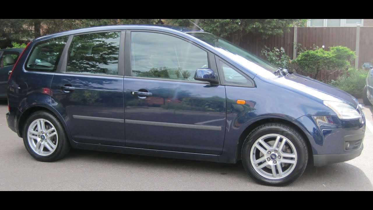 sold 2004 ford focus c max 1 8 zetec youtube. Black Bedroom Furniture Sets. Home Design Ideas