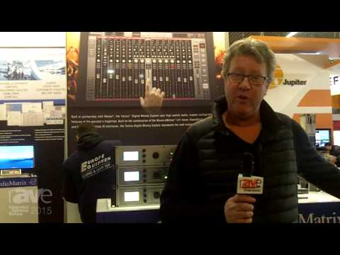 ISE 2015: What to Expect from Peavey Commercial Audio