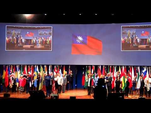 2014 Toastmasters International Convention @ Kulua Lumpur, Malaysia