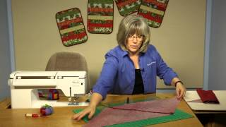 Sew Easy: How to Create Continuous Bias Quilt Binding