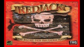 """RedJack - Die Rache der Bruderschaft 1998 PC """"Deutsch/German"""""""
