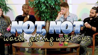 Not, Not Worth Getting Upset Over: Wine  (presented by Pringles Wavy) – Episode #2