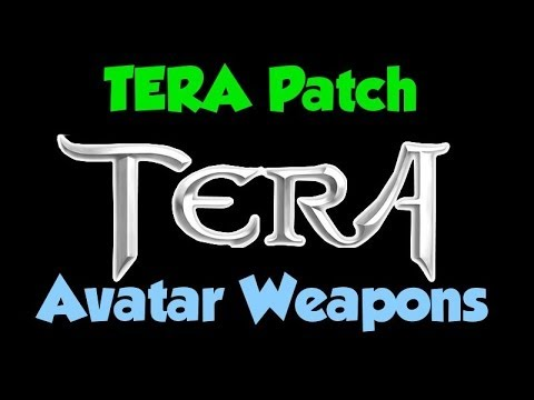 TERA - Leveling - Avatar Weapon Overview