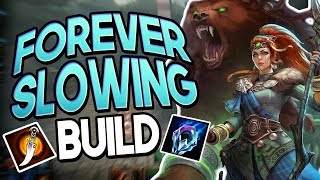 Smite: Artio Forever Slowing Build - THIS BUILD IS NOT OKAY!