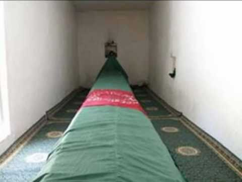Graves of prophets and great people in Islam.Quran S. Layl....