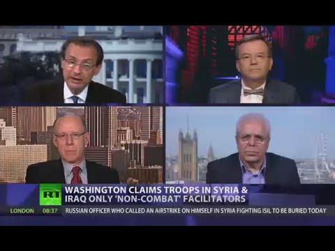CrossTalk on Syria: Aleppo Burning