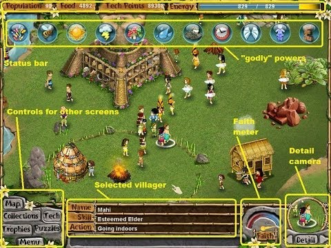 Downloading virtual villagers free