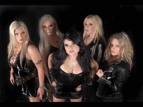 Hysterica-Girls Made of Heavy Metal