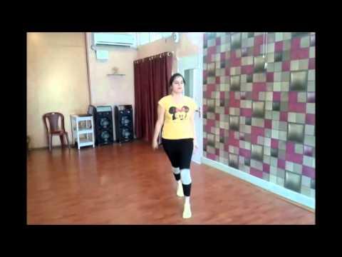Saroj Khan Dance Academy Guwahati - Kamli Kamli video
