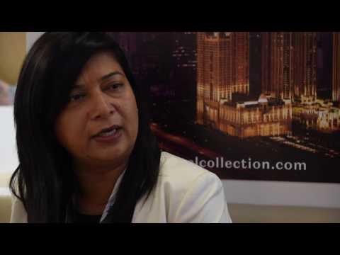 Seema Pande, commercial director, Al Habtoor City