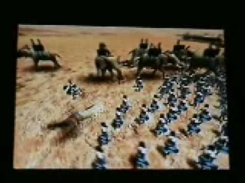 Time Commanders: Battle of Raphia Part 4/6