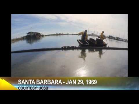Santa Barbara 1969 and Gulf Coast 2010
