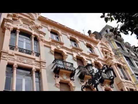 Oviedo, Spain May 2016