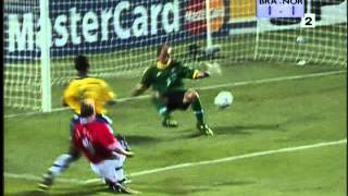 World Cup 1998 | Group A | Brazil - Norway | 1-2 | Highlights