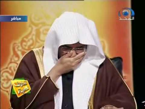 Allahu Akber - لم يتمالك نفسه عندما شاهد هذه الصوره .!!!!