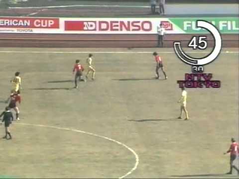 Intercontinental Cup 1984: Liverpool x Independiente