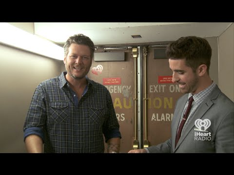 The Blake Shelton Accent Game