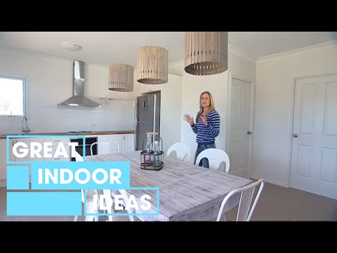 Better Homes And Gardens Decorating The Flat Pack House Part One Youtube