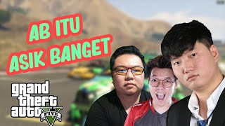 MANTO MULAI AB - GTA 5 Indonesia Funny Moments