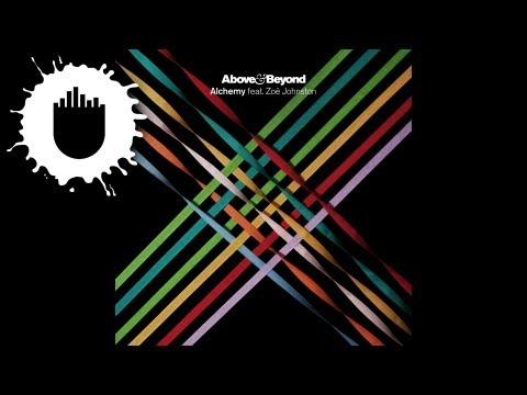 Above & Beyond feat. Zoë Johnston - Alchemy (Cover Art)