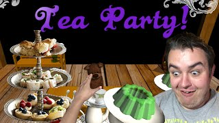 Tea Party Simulator!!!!