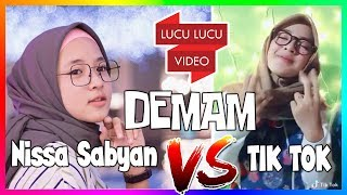 Download Lagu Demam Nissa Sabyan vs Demam Tiktok | Pengumuman GIVEAWAY! 🎁 Gratis STAFABAND
