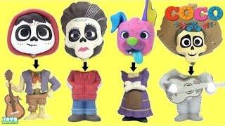 New Toys from Disney PIXAR's COCO Movie With Miguel Rivera, Ernesto & Koko