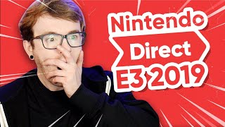 FULL Nintendo E3 Direct Reaction! (Banjo in Smash, BotW 2, Animal Crossing, & MORE)