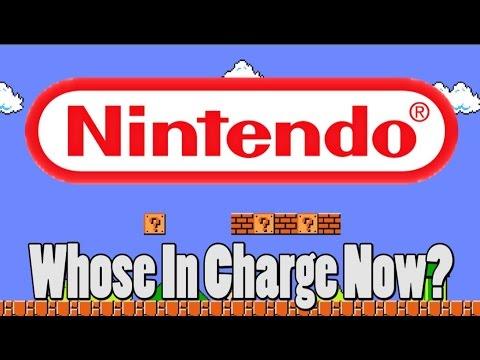 Who Is Leading Nintendo - Iwata's Successor?!